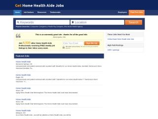 gethomehealthaidejobs.com
