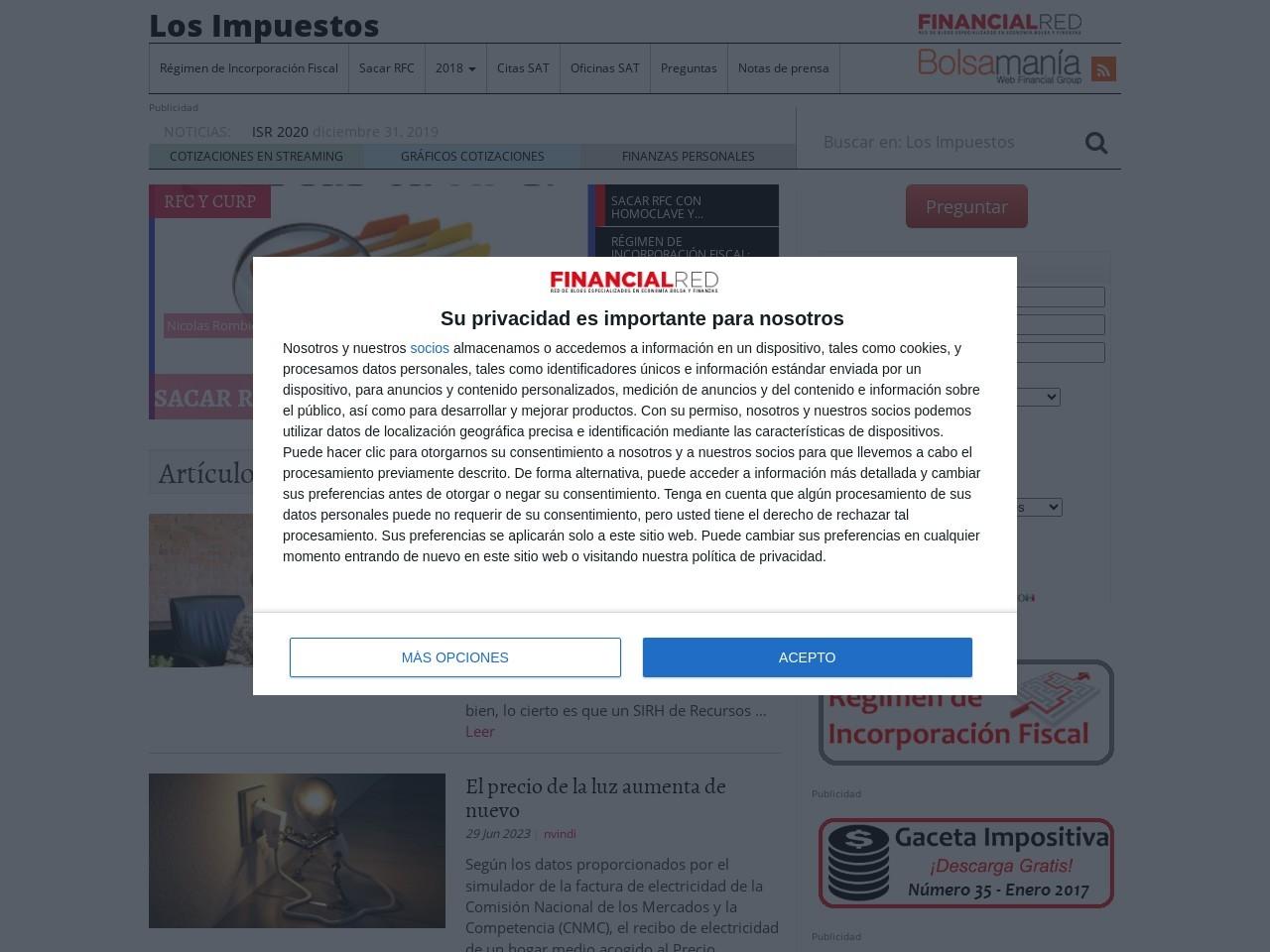 losimpuestos.com.mx