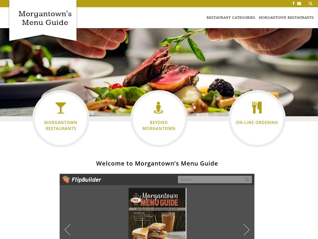 morgantownmenuguide.com