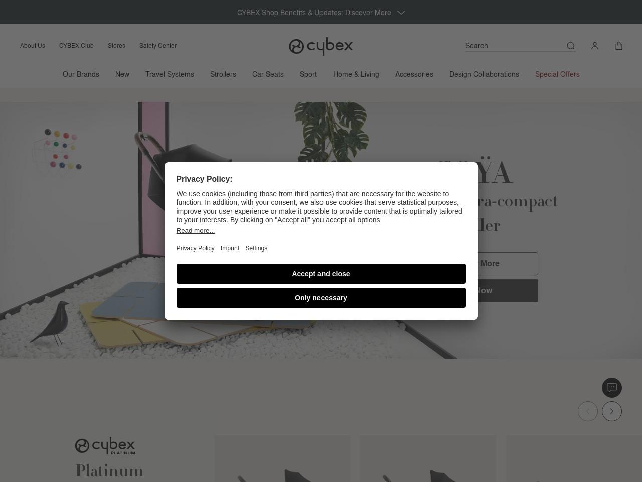 cybex-online.com