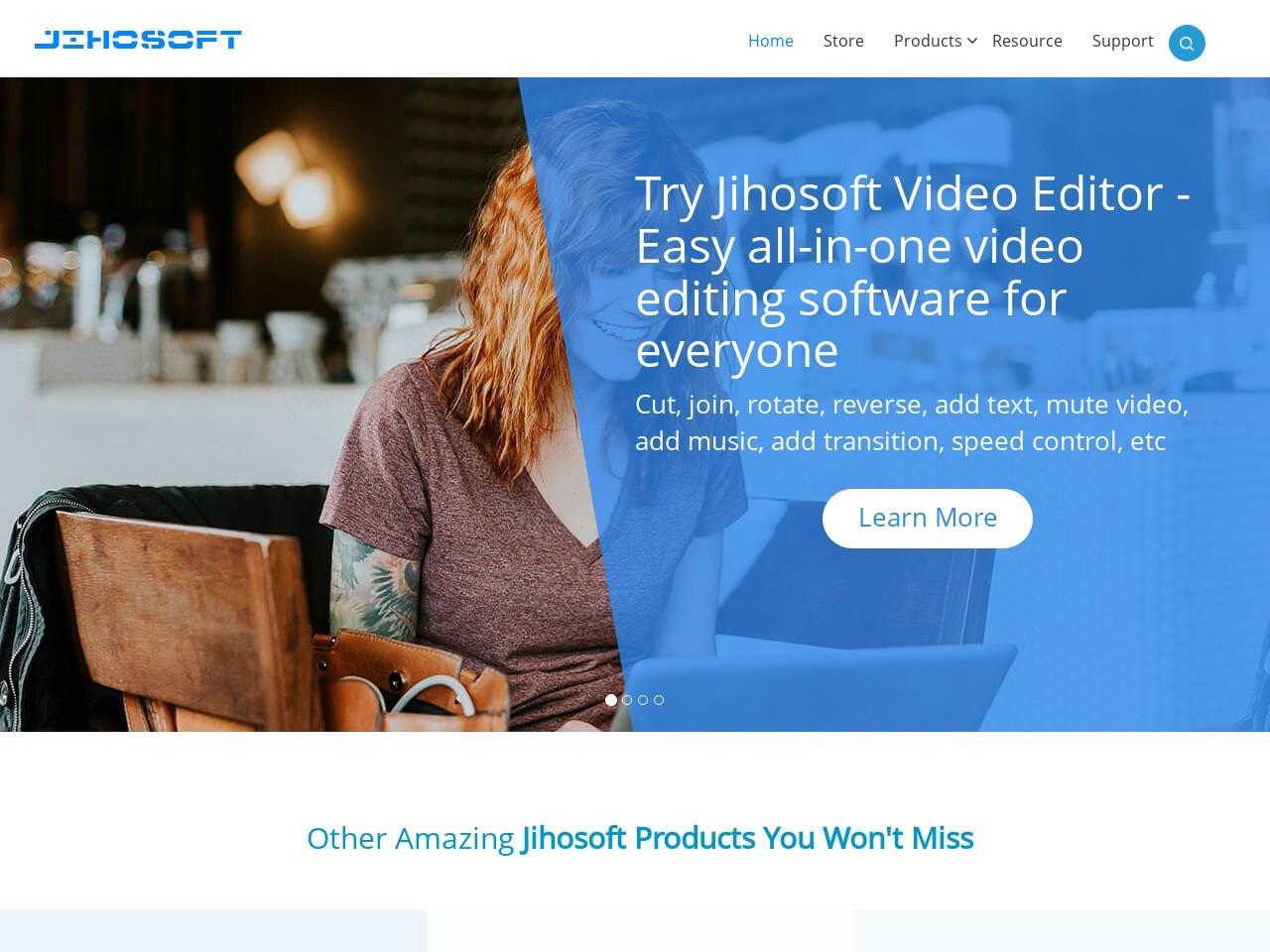 jihosoft.com