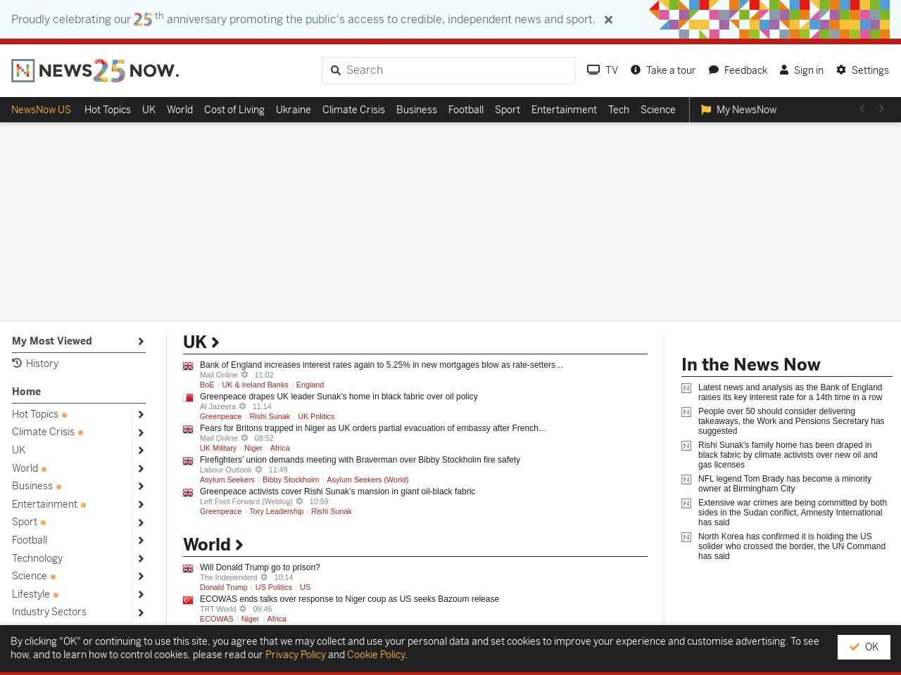newsnow.co.uk