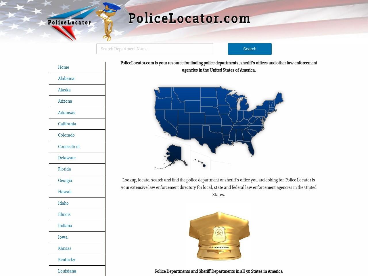 policelocator.com