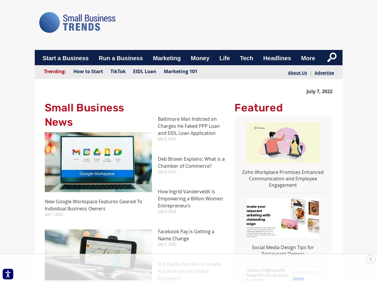 Small Business News, Tips, Advice - Small Business Trends