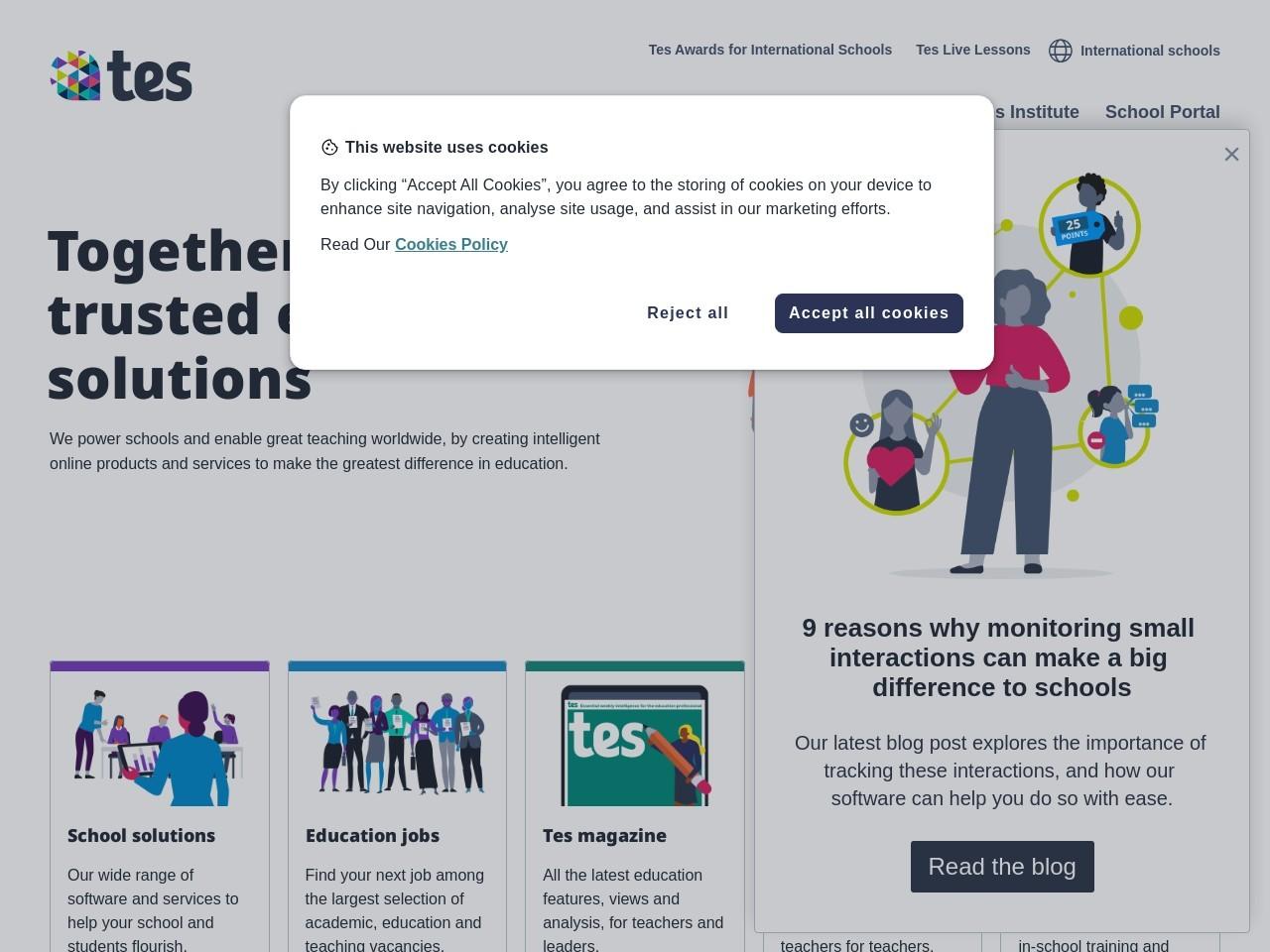 tes.com