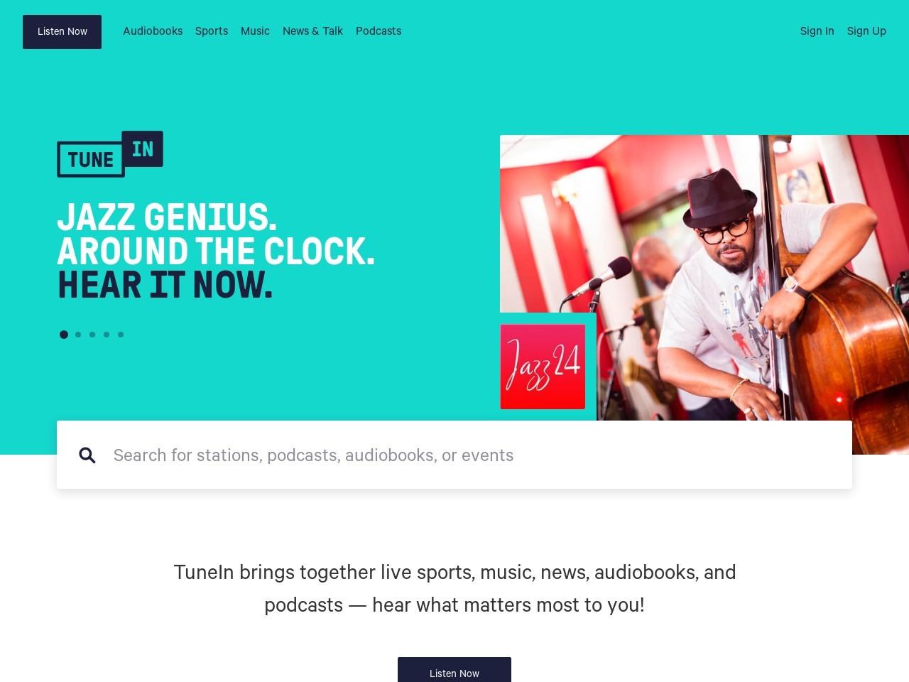 tunein.com